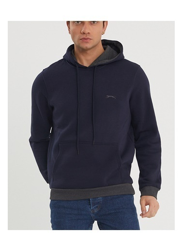 Slazenger Sweatshirt Lacivert